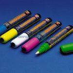 Меловые цветные маркеры Illumigraph